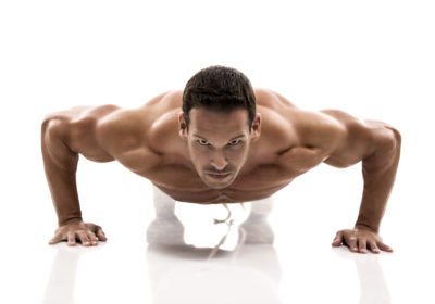 Push Ups For Building Muscle